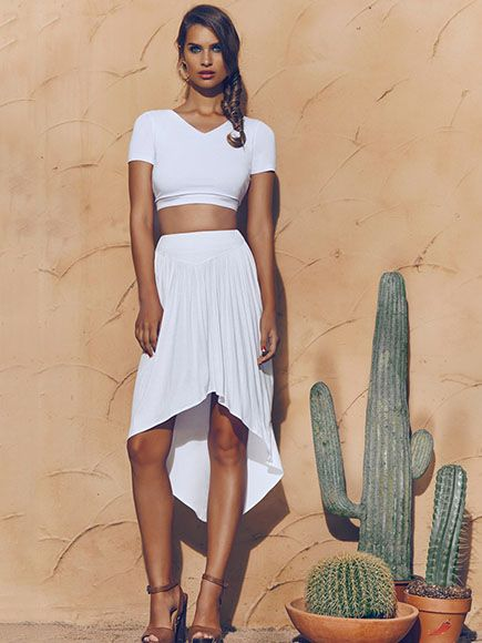 Matea Designs / The Beauty Of Dreams Skirt - Akagu