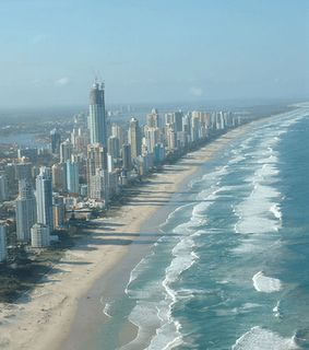 I would love to live in Australia's Gold Coast