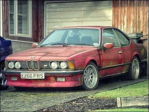 43 Perfect Old BMW Models That Awesome