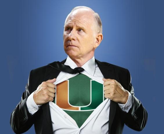 Coach Larranaga and Miami Hurricanes Basketball! Let's gooo Miami! #marchmadnessishere!