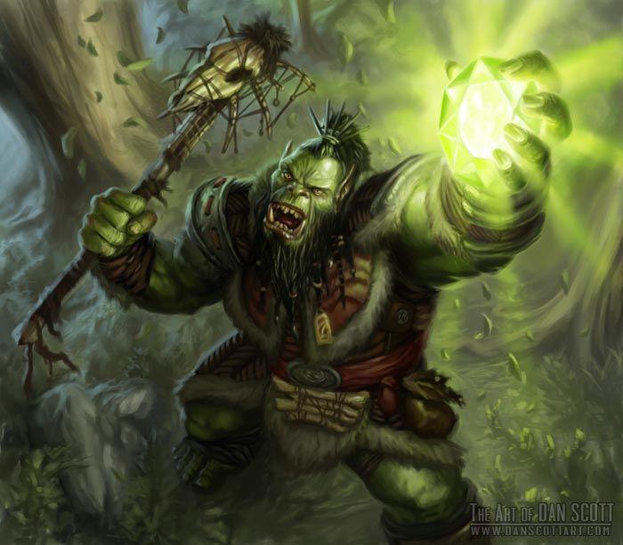 408 Best Orcs & Goblins Images On Pinterest