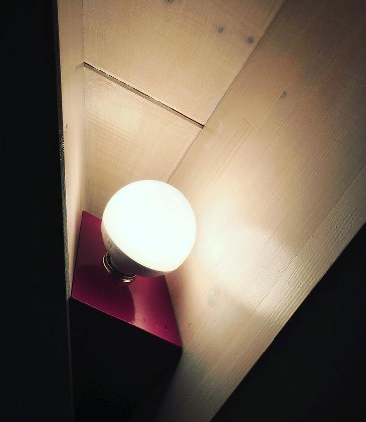 Handmade lamp to make a pleasant atmosphere according to the space. #lightingand #luce #design #lamapada #lamp #creativity #illuminazione #illumination #disegno #bellezza #beauty #white #warm #creatività #colori #Colors #Innovation #innovazione #Architecture #Architettural