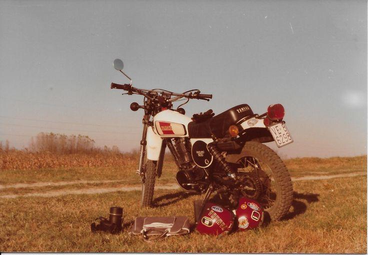 1977-Yamaha xt 500