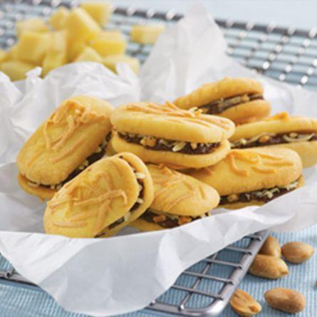 Twin Cookies