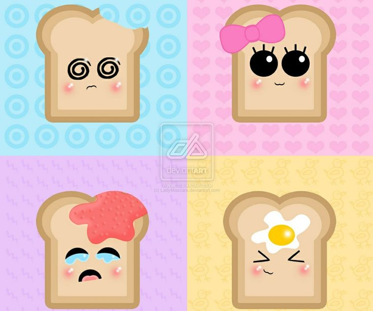 Anyone for toast