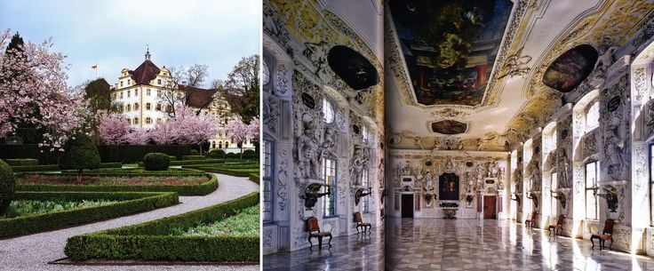 https://flic.kr/p/NPaLeo | Kloster und Schloss Salem; 2012_2, Baden-Württemberg/ South West Germany
