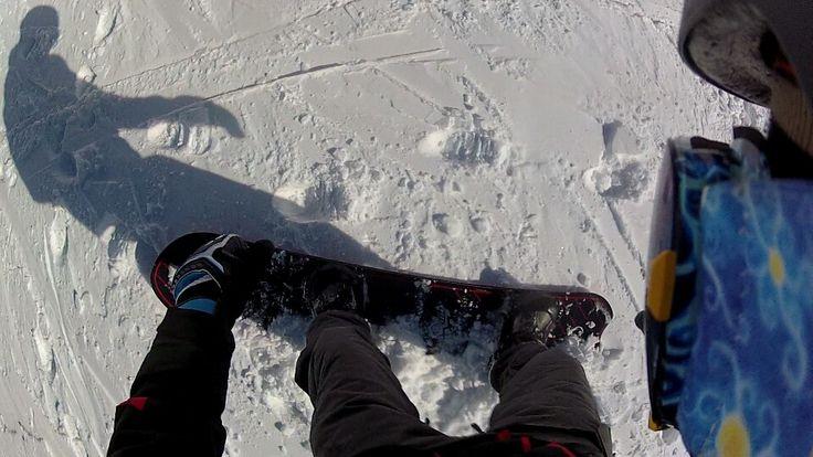 #burton #fish160 #freeride #snowboarding #swallowtail