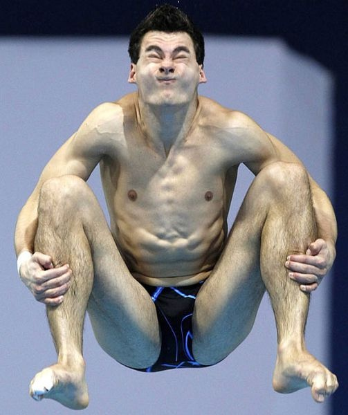 Most Funny Divers Facial Expressions