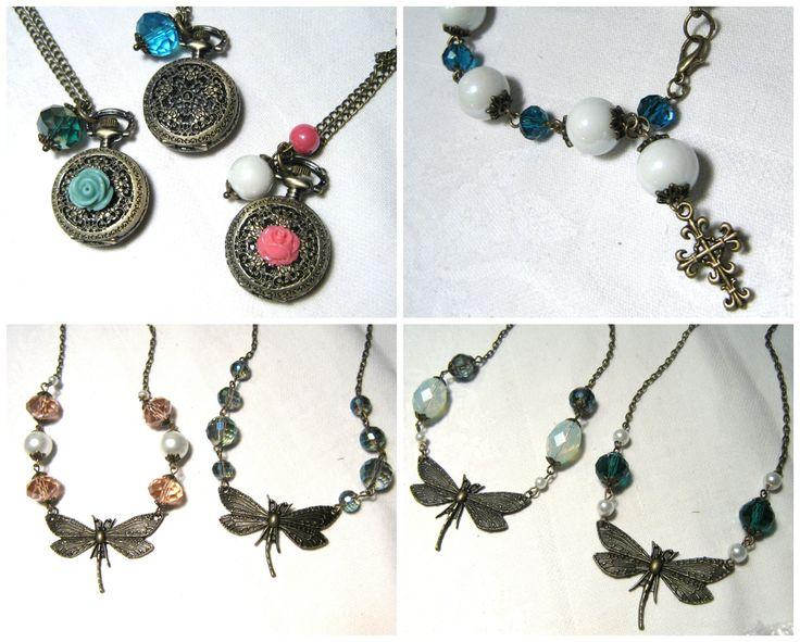 Necklaces http://arymomo.dawanda.com www.arymomo.blogspot.com
