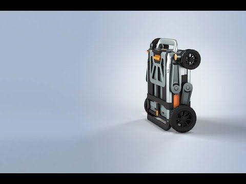 使い方はアイデア次第。自在な変形でトランスフォーマーを彷彿させるカート EROVR – geared