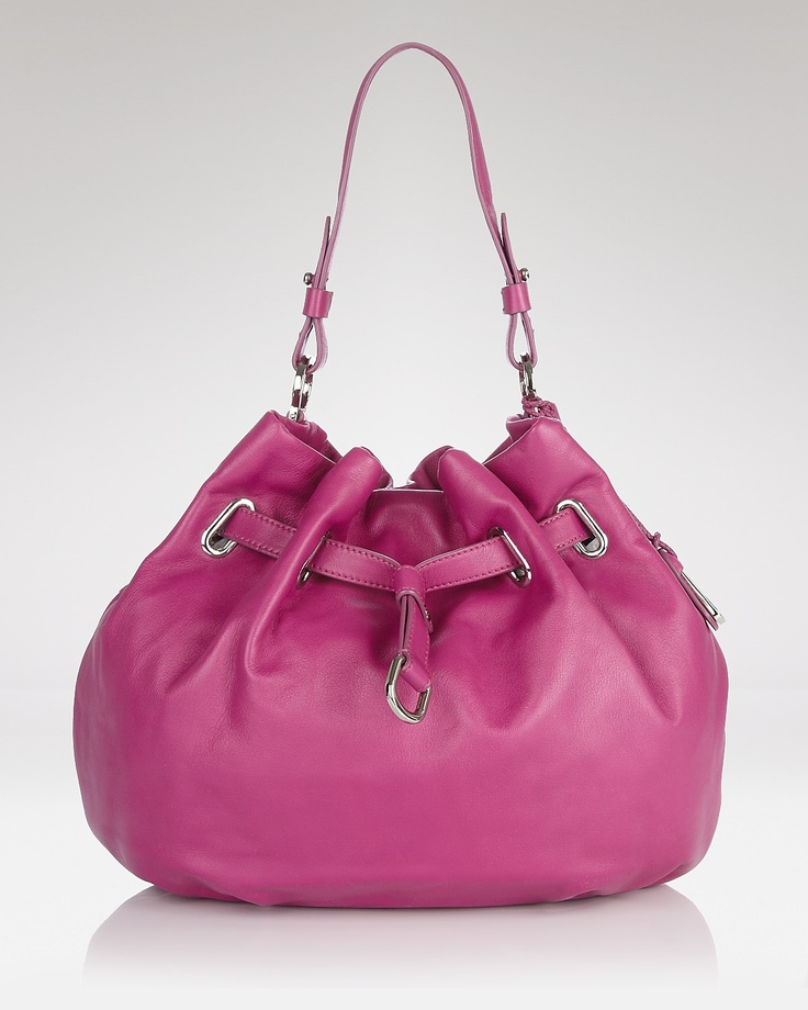 Cole Haan Ellie #Handbag #Drawstring_Bag #Cole_Haan