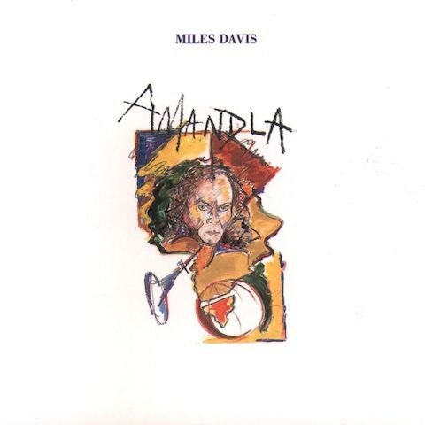 The Paintings of Miles Davis |  Open Culture