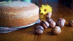 Ořechový dort - korpus, který vás nezradí