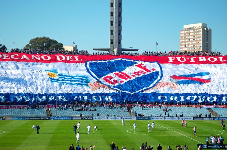Libertadores: Nacional Montevideo: Desde el pozo hasta el parque: http://www.elenganche.es/2014/03/libertadores-nacional-montevideo-desde-el-pozo-hasta-el-parque.html