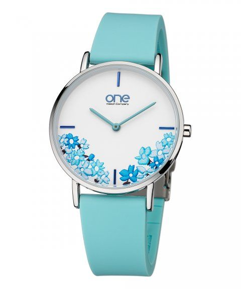 1c90e61c750 One Colors Floral Relógio Mulher OM7779AA81L