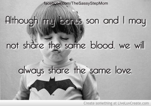 Stepmother And Son Quotes