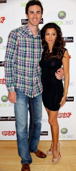 Ryan Miller & Noureen Dewulf