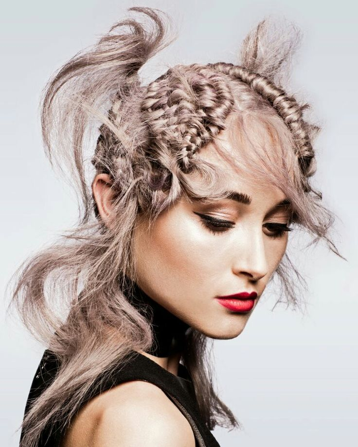 81 best toni guy kapsels images on pinterest hair styles toni and guy duality lovely braiding by efidavies thewick pinkhair pmusecretfo Image collections