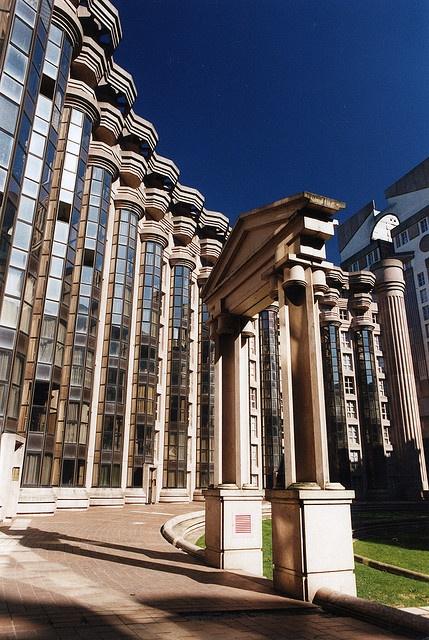 Greater Paris, Le Palacio, designed by Ricardo Bofill, Noisy Le Grand