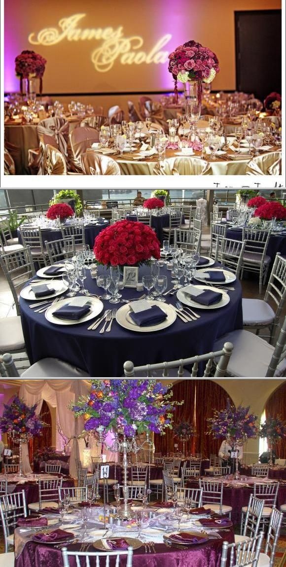 Mikasa Fine Linens Is A Party Rental Company That Offers Party Tents Decoration Rentals