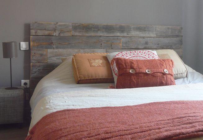 17 meilleures images propos de t te de lit sur pinterest - Pochoir tete de lit ...