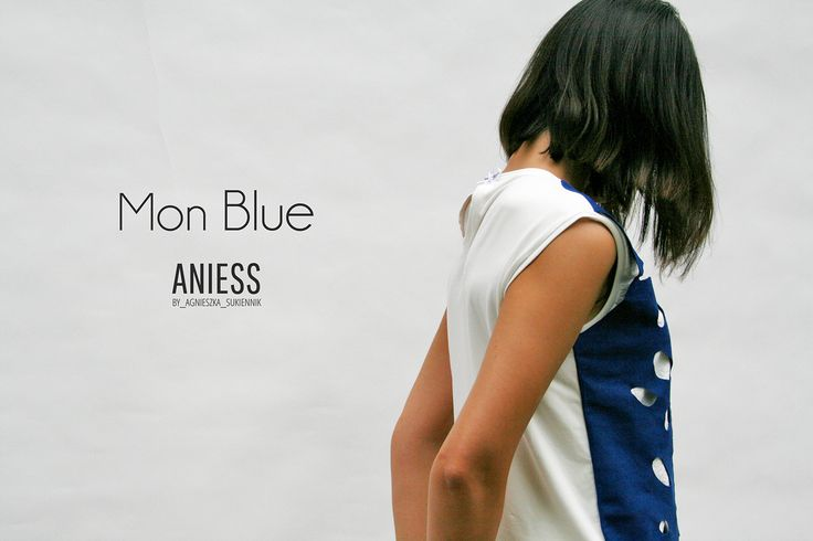 MON BLUE ANIESS fashion collection