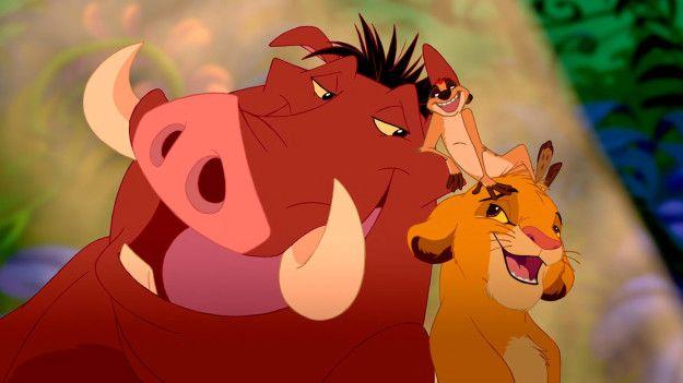 Das Beste am K�nig der L�wen waren ja eigentlich Timon und Pumbaa. | 41 Filme…