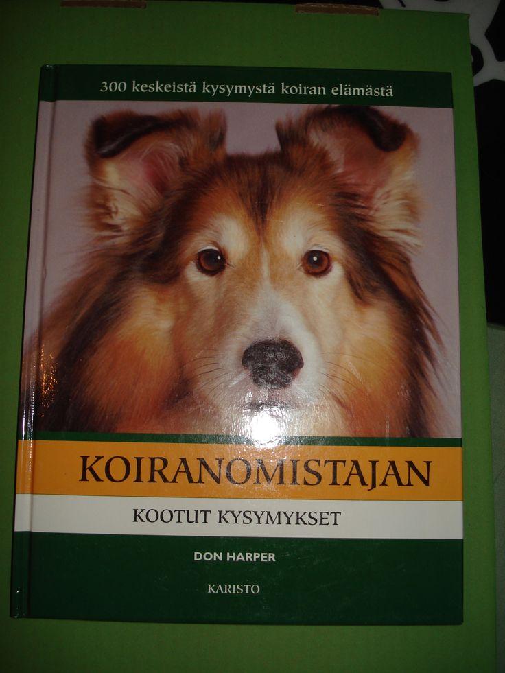 Koiranomistajan kootut kysymykset 3 euroa