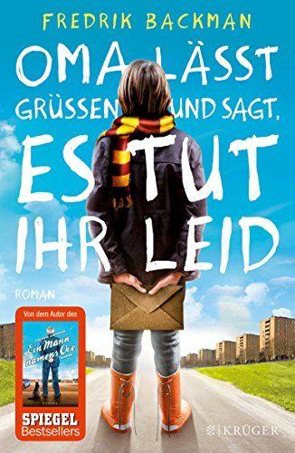 Ein wunderbares Buch! Hintergründig, ernst und doch so humorvoll und kurzweilig! Oma lässt grüßen und sagt, es tut ihr leid: Roman von Fredrik Backman http://www.amazon.de/dp/3810504815/ref=cm_sw_r_pi_dp_Fv1mwb143GEZP