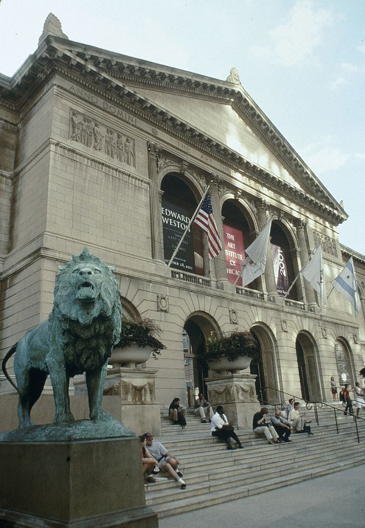 Art Institue of Chicago  been here would love to visit again.  I love Chicago!