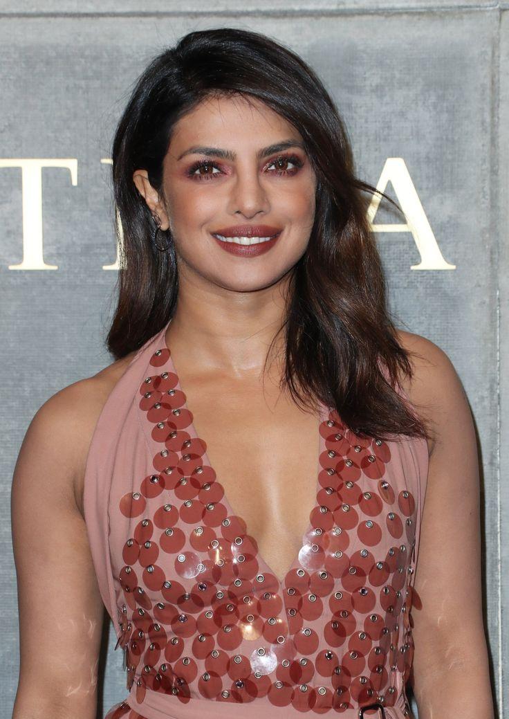 Priyanka Chopra @ Bottega Veneta fashion show during New York Fashion Week in New York City