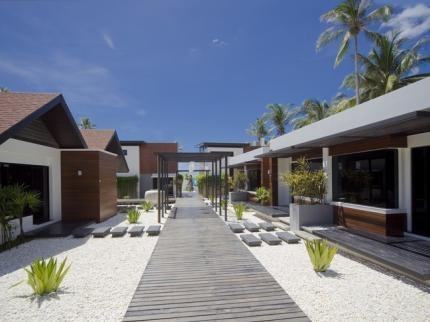 Aava Resort & Spa, Khanom, Thailand