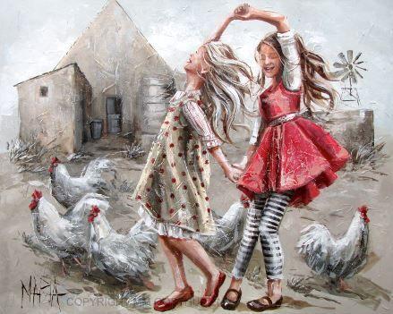 maria oosthuizen art | Via Ana Cecilia Chaverri Arce