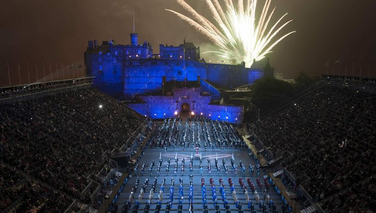 Official website for The Royal Edinburgh Military Tattoo