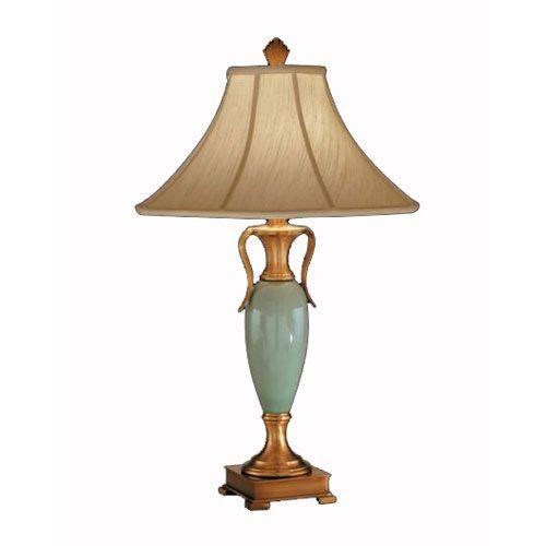 21 best ANTIQOE BRASS TABLE LAMPS images on Pinterest ...