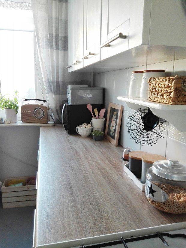 Zdjęcie numer 8 w galerii - Metamorfoza kuchni w bloku