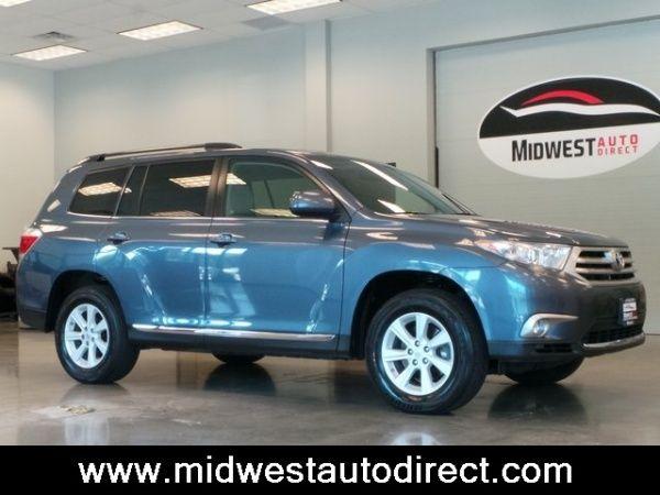 Used 2012 Toyota Highlander for Sale in Kansas City, KS – TrueCar