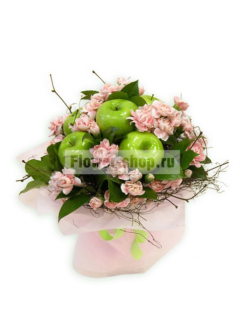 Букет «Яблони в цвету»