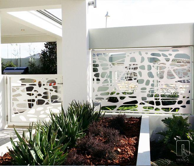 Subacha Laser Cut Screen | Outdoor Design | Fence Infills |  Www.watergardenwarehouse.com