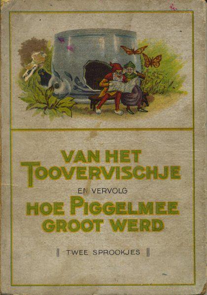 L.C.Steenhuizen, Van Nelle, Piggelmee.