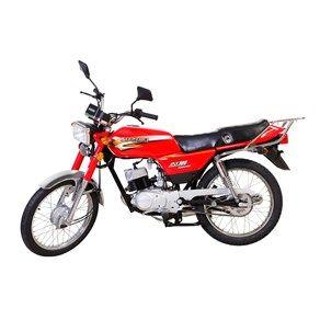 Moto Suzuki AX-100