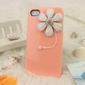 3D Bling Crystal iPhone Case for AT Verizon Sprint iPhone 4\ 4S Sunflower Baby Orange: Cell Phones & Accessories: Iphone Cases, Sprint Iphone, Crystals Iphone, Cell Phones Accessories, Baby Orange, Phones Cases, Bling Crystals, 3D Bling, Sunflowers Baby
