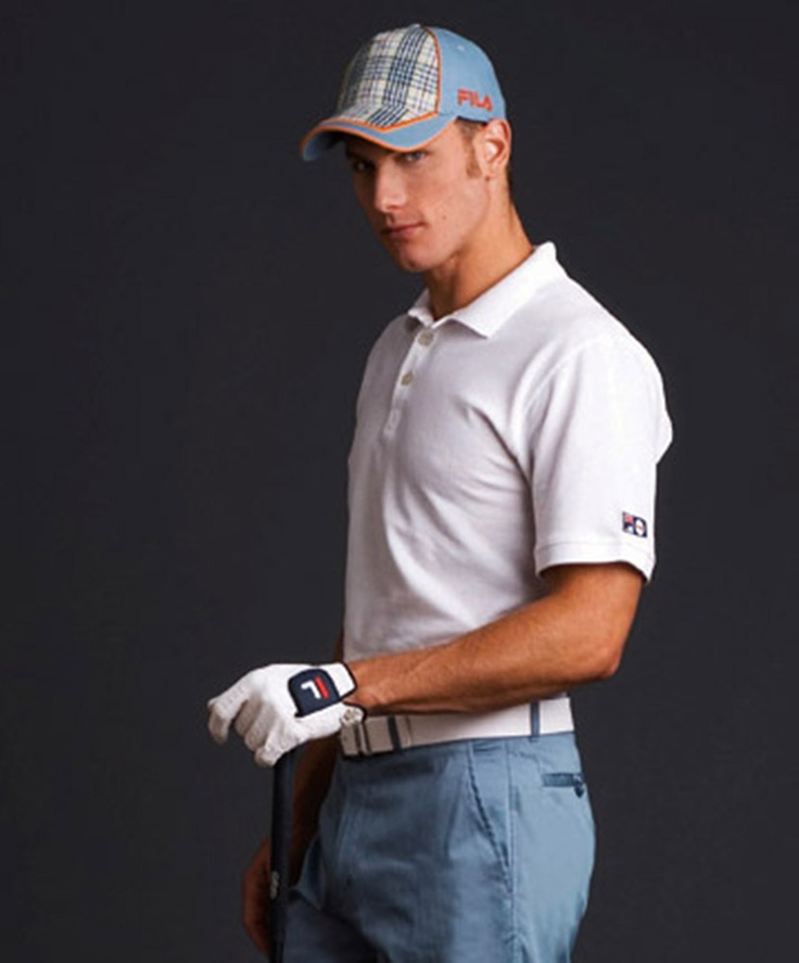 Fersten Worldwide-Fila /Men's Cagliari Polo-FA4040-100% Double Cotton Piqué Traditional polo with matching rib collar and cuff, FILA Heritage logo embroidered on left sleeve, imported.  http://www.creatchmanpromo.ca/