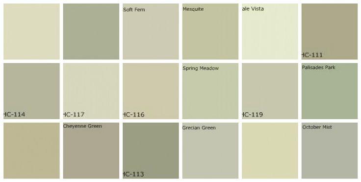 benjamin moore guilford green - Google Search