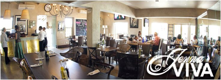 Restaurant with really great food and atmo in Somerset-West