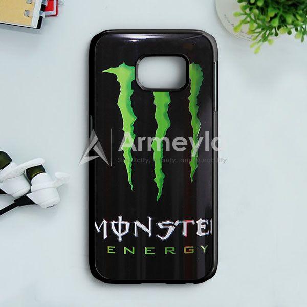 Monster Energy West Coast Customs Samsung Galaxy S7 Edge Case   armeyla.com