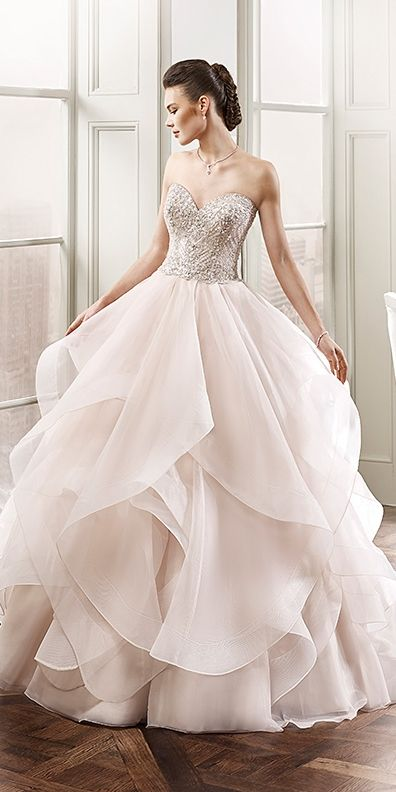 Eddy K Wedding Dresses 30 - Deer Pearl Flowers / http://www.deerpearlflowers.com/wedding-dress-inspiration/eddy-k-wedding-dresses-30/