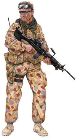 AUSTRALIA-SASR operator in Irak, pin by Paolo Marzioli