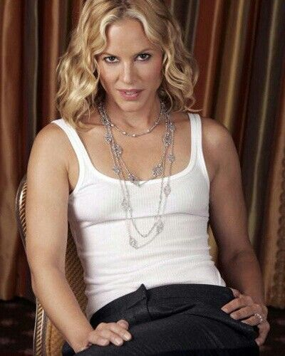 Maria Bello So Glad She Came Out Maria Bello Pinterest Coyotes Cheveux Et Lol