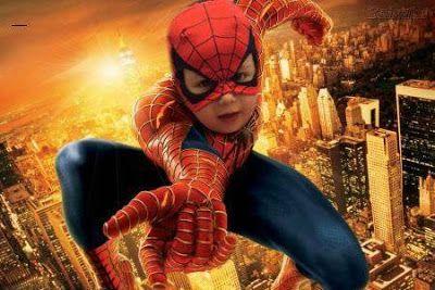 Festa a tema Spiderman...Spiderman birthday party! Idea per gli inviti